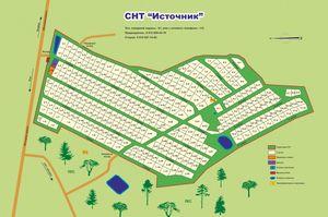 Изображение - Оформление собственности на земельный участок в снт все этапы plan-shema